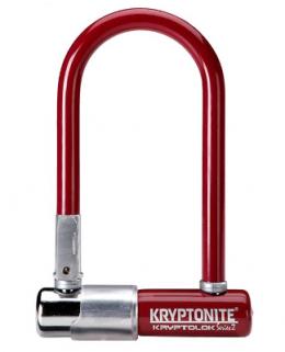 Kryptonite KryptoLok Series 2 Mini-7, Merlot