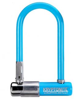 Kryptonite KryptoLok Series 2 Mini-7, Blue
