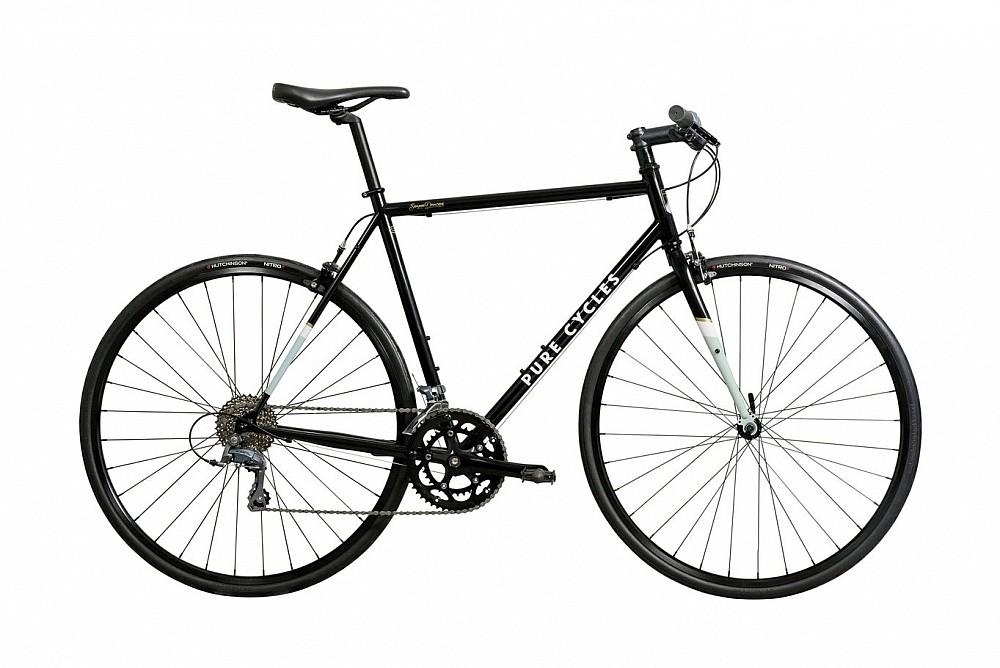 3fafb6df8df Pure Cycles Road Bike Flat Bar