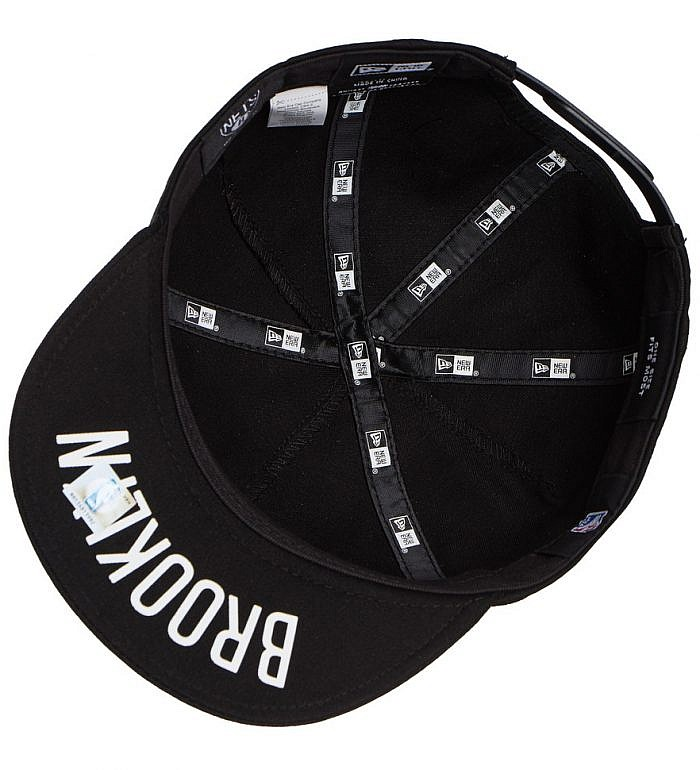New Era Brooklyn Nets Cycling Snapback d6f7844178b