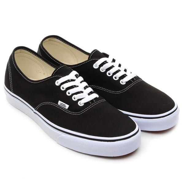 041a1e8b60 VANS Authentic (Black)
