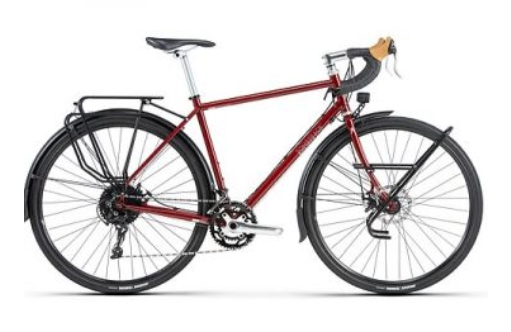 Touring & Adventure Bikes